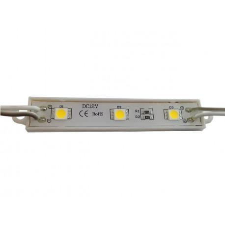 Светодиодный модуль 0.72W SMD 5050 IP65