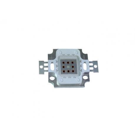 Светодиодная матрица 660/440нм (8+1) 10Вт