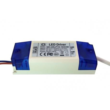 18х3W светодиодный драйвер, IP20