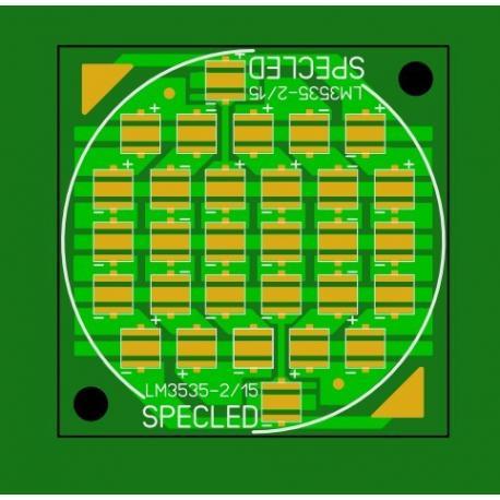 Проектирование плат для монтажа светодиодов