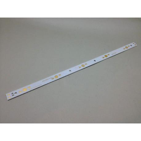 Алюминиевая плата 250х10 для пяти светодиодов 'emitter'