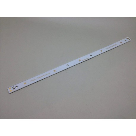 Алюминиевая плата 250х10 для пяти светодиодов SMD 3030