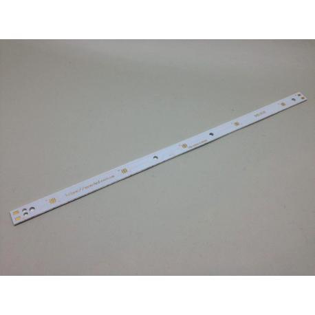 Алюминиевая плата 250х10 для пяти светодиодов SMD 3535