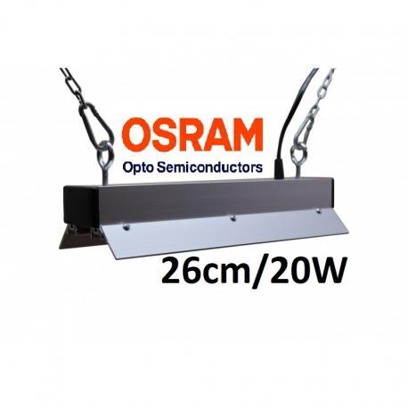 Линейная фитолампа Осрам. Аналог Е27. SpGrow-20W Pro Series