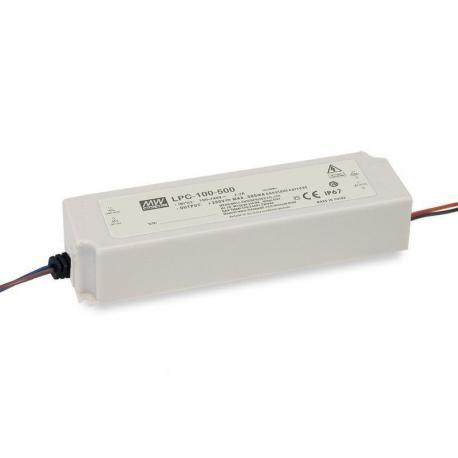 LPC-100-700. Драйвер 100Вт, 700mA, 72-143V