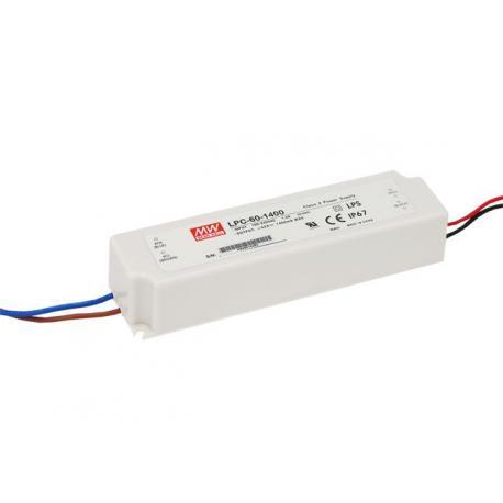 LPC-60-1400 9-42V 1400mA