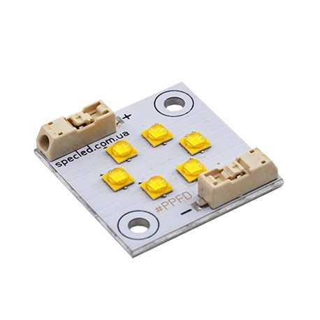 Светодиодный модуль Square 3535, 3500K 6500K