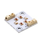LED grow module Square Bi-Color 660нм 440нм