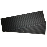 Heatsink 634x194x10mm for 2x Quantum Board 288. Pre-drilled