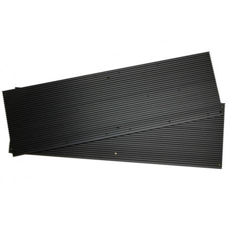 Heatsink 634x194x10mm for 2x Quantum Board 288. Pre-drilled