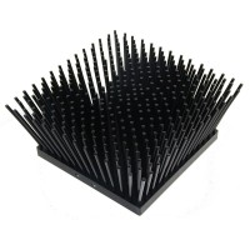 Pin Fin Heatsink 125х125mm for COB 80W